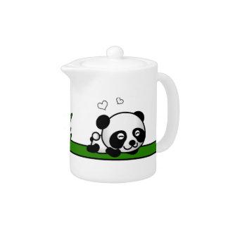 Unsuspecting Panda