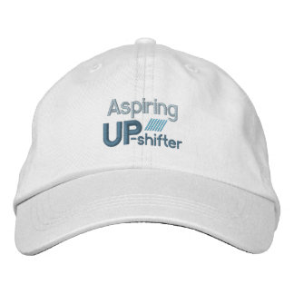 UP-SHIFTER cap Embroidered Hats