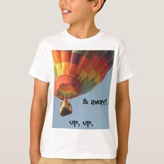 up, up, & away! T-Shirt