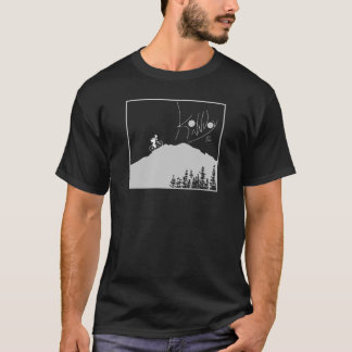 Uphill Mountain Biking T-Shirt