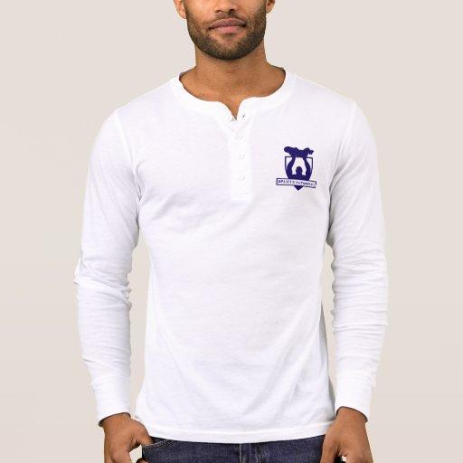 Uplift Henley Tee Shirt