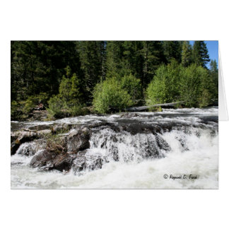 Upper Rogue River - Card & Envelope