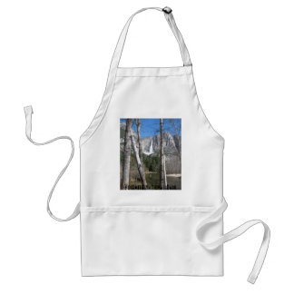 Upper Yosemite Falls Standard Apron