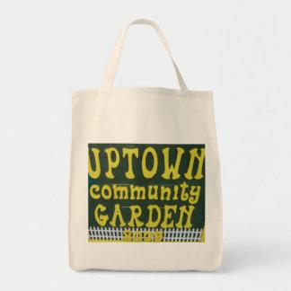 Uptown Community Garden tote
