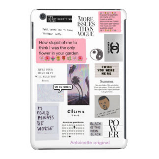 ur so basic iPad mini cover