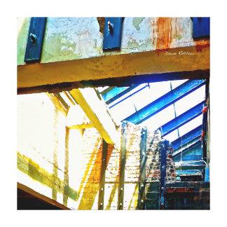 Urban Architecture Canvas Print