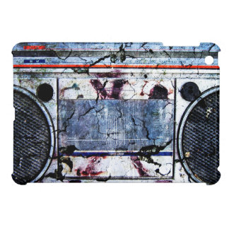 Urban boombox iPad mini case