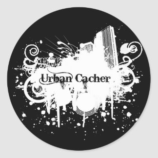 Urban Cacher Sticker