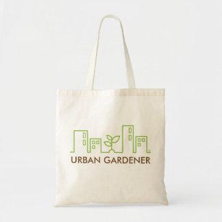 Urban Gardener Tote Bag