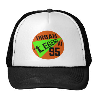 Urban Legend 95th Birthday Gifts Hats