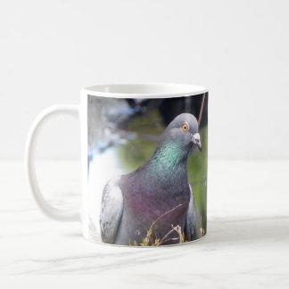 Urban Pigeon Coffee Mug