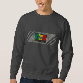 Urban reggae cassette sweatshirt