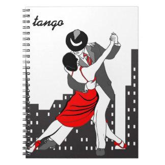 Urban tango notebooks