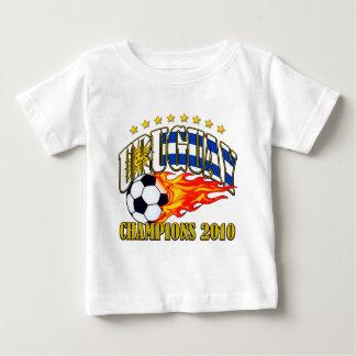 Uruguay Soccer Baby T-Shirt