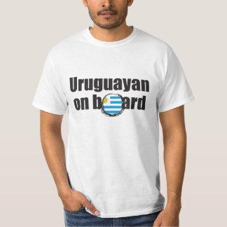 Uruguayan on Board T-Shirt