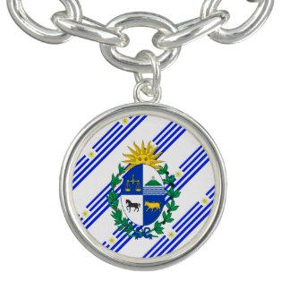 Uruguayan stripes flag