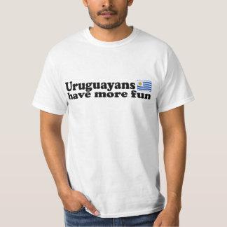 Uruguayans have more fun T-Shirt