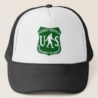 US Bigfoot Service Trucker Hat