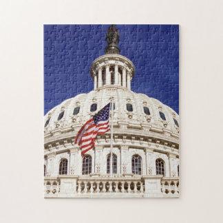 US capitol building, Washington DC Jigsaw Puzzle