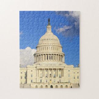 US Capitol Building, Washington DC, USA Jigsaw Puzzle