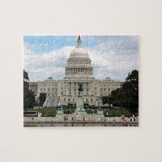 US Capitol Puzzle