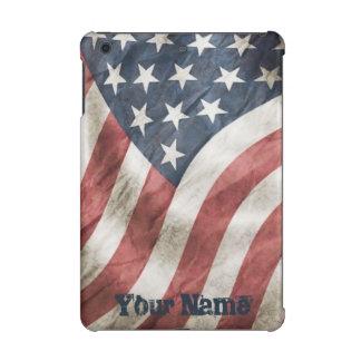US Flag Vintage Retro Old Glory Personalized