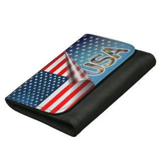 US Flag Wallet