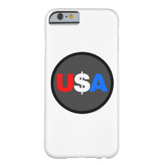 usa all the way! barely there iPhone 6 case