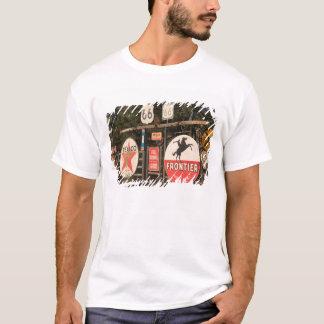 USA, Arizona, Sedona: Antique Advertising Signs T-Shirt