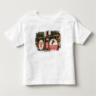 USA, Arizona, Sedona: Antique Advertising Signs Toddler T-Shirt