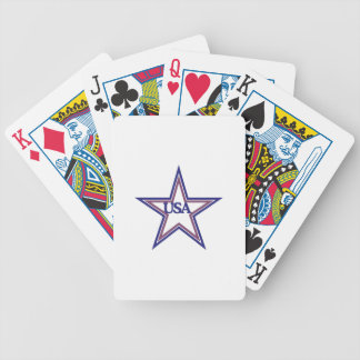 USA BICYCLE PLAYING CARDS