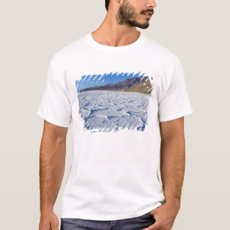 USA, CA, Death Valley NP, Salt Formations at T-Shirt
