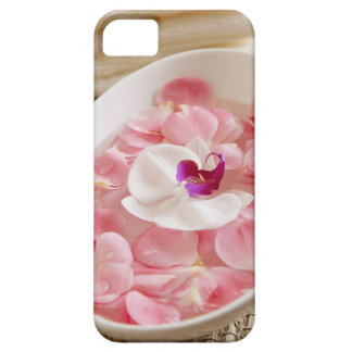 USA, California, Fairfax, Bowl of petals by Barely There iPhone 5 Case