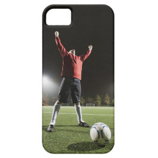 USA, California, Ladera Ranch, Football player 2 iPhone 5 Cases