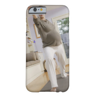 USA, California, Los Angeles, expectant mother Barely There iPhone 6 Case