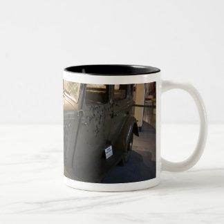 USA, California, San Diego. Balboa Park, San 2 Two-Tone Coffee Mug