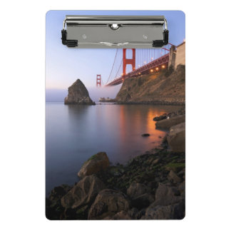 USA, California, San Francisco. Golden Gate 2 Mini Clipboard