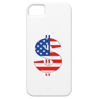 usa dollar symbol money sign barely there iPhone 5 case