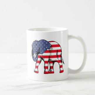 USA Election Elephant  2016 Coffee Mug