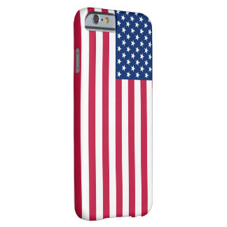 USA Flag Stars and Stripes Patriotic iPhone 6 Case