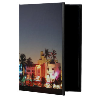 USA, Florida, Miami Beach, Ocean Drive, Art Deco Case For iPad Air