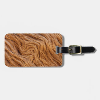 USA, Georgia, Jekyll Island, Abstract Luggage Tag