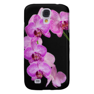 USA, Georgia, Savannah, Cluster Of Orchids 2 Galaxy S4 Case