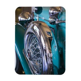 USA, Indiana, Auburn: Auburn, Cord, Duesenberg 11 Rectangular Photo Magnet