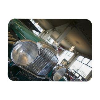USA, Indiana, Auburn: Auburn, Cord, Duesenberg Rectangular Photo Magnet