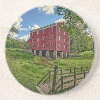 USA, Indiana, Cutler. Adams Mill Coaster