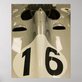 USA, Indiana, Indianapolis: Indianapolis Motor 4 Poster