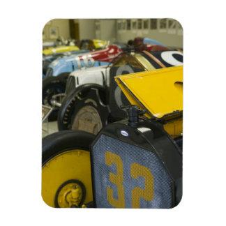 USA, Indiana, Indianapolis: Indianapolis Motor 5 Rectangular Photo Magnet