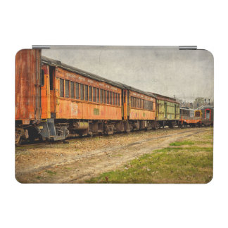 USA, Indiana. The North Mudson Railroad Museum iPad Mini Cover