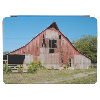 USA, Kansas, Old Red Barn iPad Air Cover
